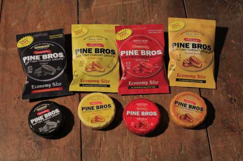 Pine Bros. Softish Throat Drops