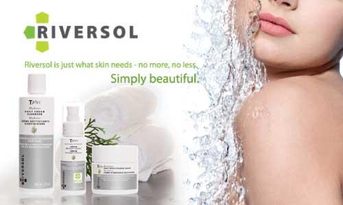 Riversol for Rosacea