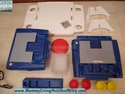 Step2 Build and Store Block Activity Table