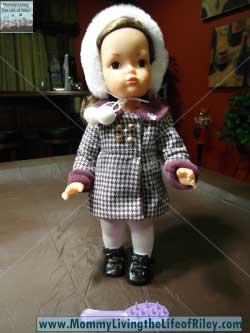 Terri Lee Winter Wonderland Doll