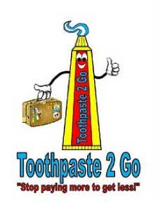 Toothpaste 2 Go