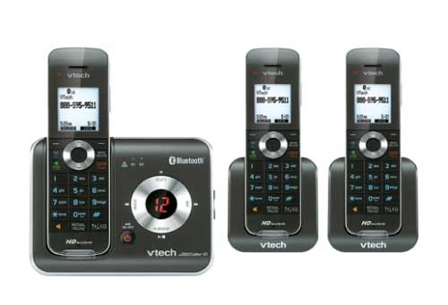 VTech Connect to CELL Answering System