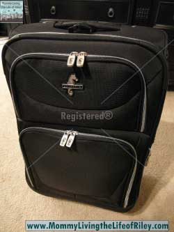 """Travelpro Atlantic Compass 2 21"""" Expandable Carry-On Spinner Suiter"""