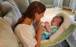Babee Laptime Infant Lap Seat from Infant Affection