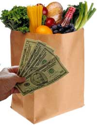 Grocery Bill on a Diet