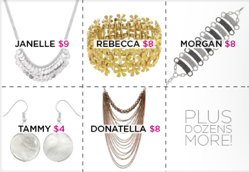 Guy and Eva Bijou Blitz Jewelry Sale