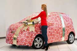 Holiday Car Shopping
