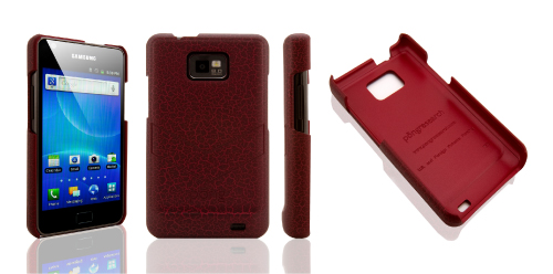 Pong iPhone 4/4S Leather Touch Pong Case