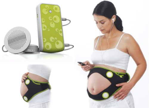 Ritmo Prenatal Sound System from Nuvo Group