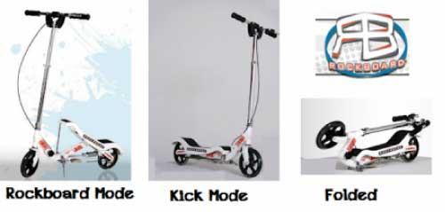Original Rockboard Scooter from M-Y Products