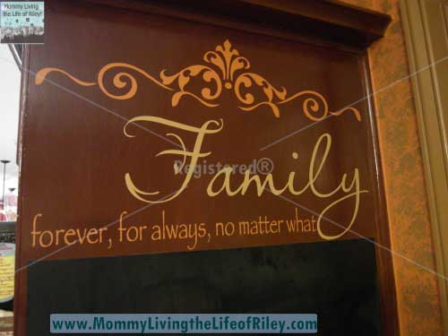 Say It on the Wall Custom Vinyl Decals