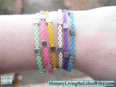 Braced-Lets Orthodontic Styled Bracelets