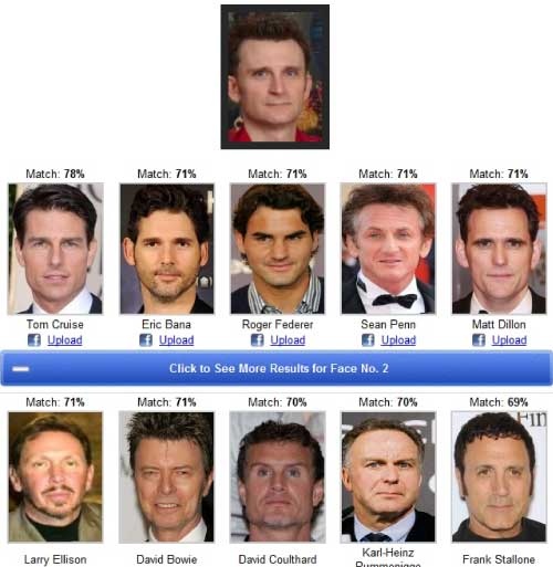 Celebrity Look-Alike Generator