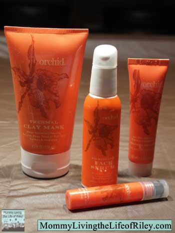 H-E-B Beauty Pick - Orchid Skin Care Products