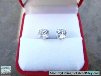 Say Hello Diamonds Pantinas Replica Diamond Earrings