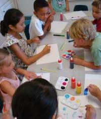 School-Age Kids Indoor Activites