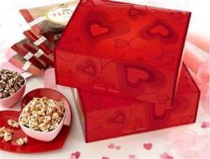 Dale and Thomas Popcorn Valentine's Day Six-Bag Popcorn Sampler