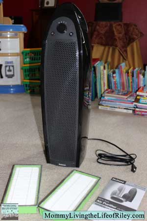 Review Holmes Hap9424 Medium Room Hepa Air Purifier With