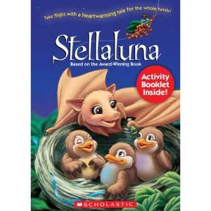 Stellaluna DVD from Scholastic