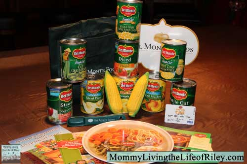 Del Monte Crown the Cook Prize Pack