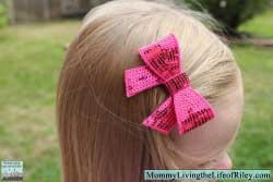 Klippie Klub Hair Clip of the Month