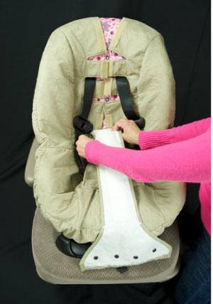 S.A.F.E.R. Child Car Seat Cover