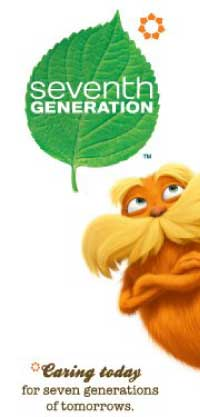 Seventh Generation and The Lorax
