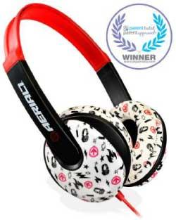 Aerial7 Arcade Series Safe-Listening Headphones