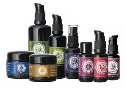 Annmarie Gianni Skin Care Organic Products
