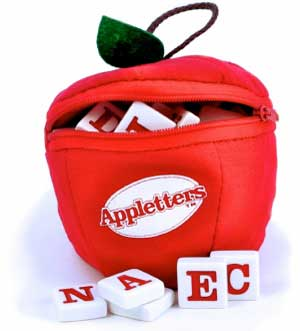 Appletters by Bananagrams