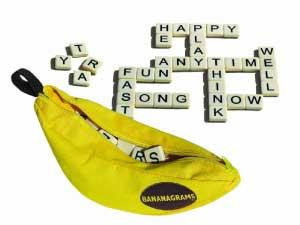 Bananagrams by Bananagrams