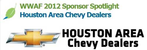Houston Area Chevy Dealers WWAF Sponsor Spotlight