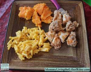 Hellmann's Chicken Change Up Chicken Nuggets with BBQ Sauce
