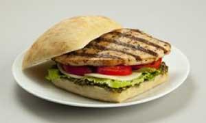 Hillshire Farm Italian Chicken Ciabatta Sandwich