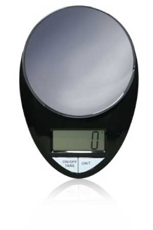 EatSmart Products Precision Pro Digital Kitchen Scale