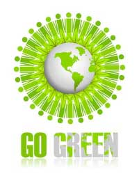 Going Green Beyond Earth Day
