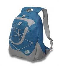 GreenSmart Mandrill Deluxe Backpack in Ocean Blue
