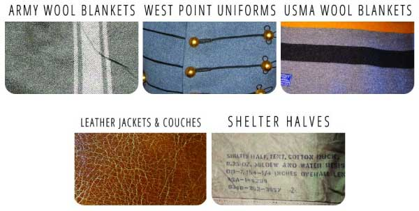 R. Riveter Recycled Military Materials