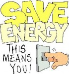 Waste Not, Want Not: Six Energy Efficiency Tips to Consider for the Home ~ Save Green While Being Green!