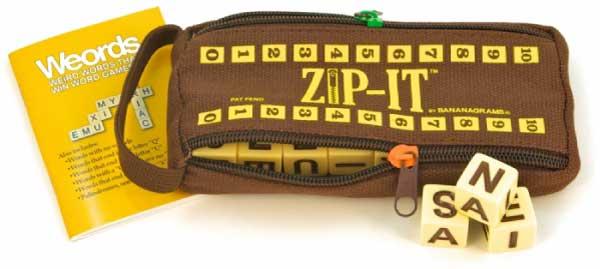 Zip-It by Bananagrams