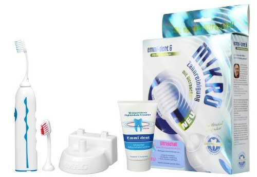 Emmi-dent 6 Ultrasonic Toothbrush