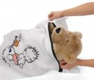 Rid Your Child's Stuffed Animals from Dust Mite Allergens with a Teddy Needs a Bath! Washer and Dryer Bag