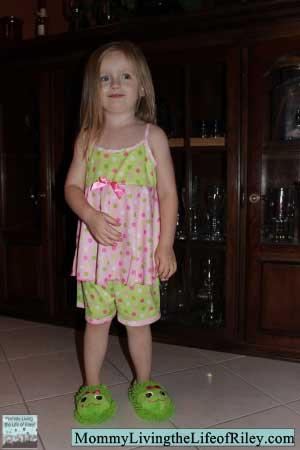 Laura Dare Toddler Pajamas
