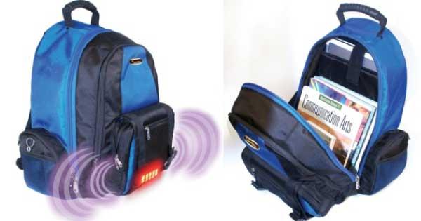 iSafe Collegiate Backpacks