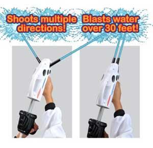 Astronaut Space Pack Super Soaking Water Blaster