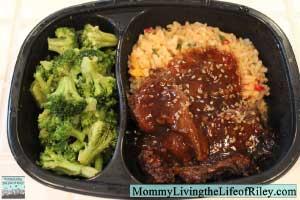 BistroMD Broccoli & Beef Dinner