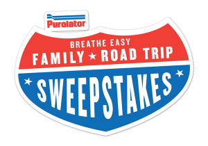 Family Road Trip Sweepstakes