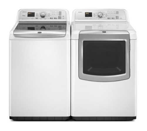 Maytag Bravos XL Washer and Dryer