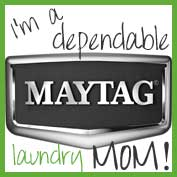 Maytag Dependable Laundry Mom