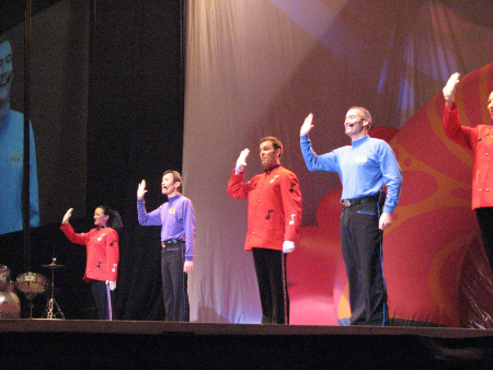 The Wiggles in Concert